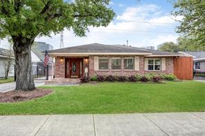 Houston Home at 3814 Childress Houston , TX , 77005-1114 For Sale