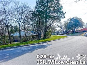 3511 willow crest lane, dallas, TX 75233