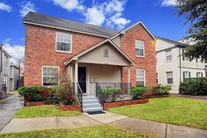 Houston Home at 2043 Colquitt Street 2 Houston , TX , 77098-3490 For Sale