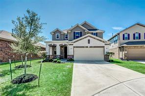 Houston Home at 22611 Belmont Cove Lane Katy , TX , 77449 For Sale