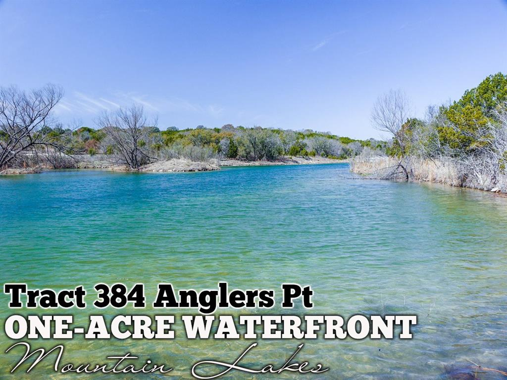 Tract 384 Anglers Point, Bluff Dale, TX 76433