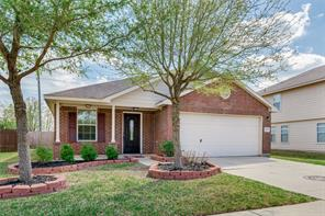 Houston Home at 22019 Silverfield Park Lane Katy , TX , 77449-7734 For Sale