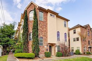 Houston Home at 5214 Nett Street Houston , TX , 77007-3209 For Sale