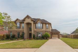 Houston Home at 1607 Cascade Falls Drive Friendswood , TX , 77546-6130 For Sale