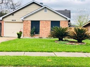 4809 Dogwood Drive, Rosenberg, TX 77471