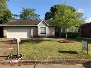 Houston Home at 9907 Sparrow Street La Porte , TX , 77571-2545 For Sale