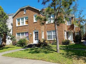 Houston Home at 2427 Hazard Street 1 Houston , TX , 77019-6771 For Sale