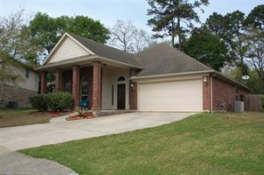 Houston Home at 5510 Indian Brook Court Spring , TX , 77373-6117 For Sale