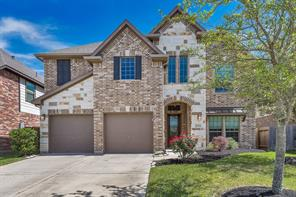 Houston Home at 16714 Radiant Lilac Trail Cypress , TX , 77433-6367 For Sale