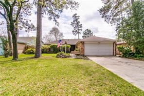 Houston Home at 9707 Birsay Street Spring , TX , 77379-4303 For Sale