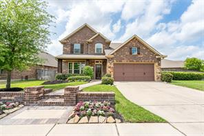 Houston Home at 18227 Willow Oak Bend Drive Cypress , TX , 77433-2780 For Sale