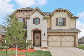 Houston Home at 20210 Fossil Valley Lane Cypress , TX , 77433-5185 For Sale