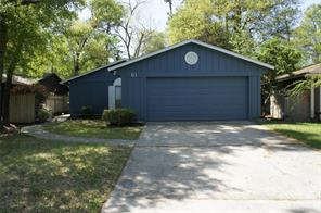 Houston Home at 61 Blue Fox Road Spring , TX , 77380-1805 For Sale