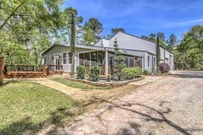 Houston Home at 28814 Dobbin Huffsmith Road Magnolia , TX , 77354-6464 For Sale