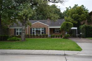 Houston Home at 4039 Underwood Street Houston , TX , 77025-1717 For Sale
