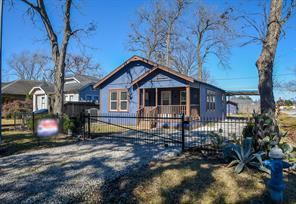 Houston Home at 423 28th Street Houston , TX , 77008-2211 For Sale
