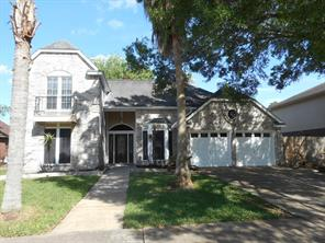 Houston Home at 4417 Kingfish Drive Seabrook , TX , 77586-2568 For Sale