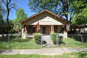 Houston Home at 701 Arlington Street Houston , TX , 77007-1630 For Sale