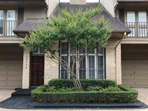 Houston Home at 2313 Nantucket B Houston , TX , 77057-2956 For Sale