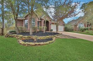 Houston Home at 6 Fox Chapel Place Spring , TX , 77382-5372 For Sale