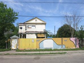 Houston Home at 2719 Alabama Street Houston , TX , 77004-4419 For Sale