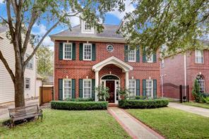 Houston Home at 4229 Swarthmore Street West University Place , TX , 77005-2709 For Sale