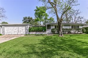 Houston Home at 5430 Carew Street Houston , TX , 77096-1220 For Sale