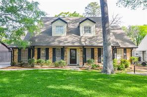 Houston Home at 10842 Britoak Lane Houston , TX , 77079-3610 For Sale