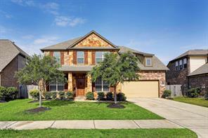 Houston Home at 5331 Fieldstone Terrace Richmond , TX , 77407-1454 For Sale