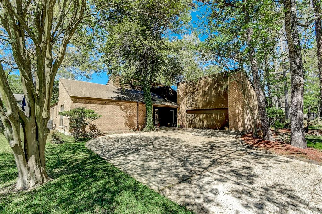 Homes For Sale In Bear Branch Kingwood Tx