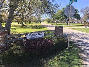 Houston Home at 3623 Richland Park Drive Richmond , TX , 77406-8605 For Sale