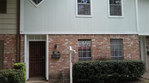 Houston Home at 8101 Amelia Road 407 Houston , TX , 77055 For Sale