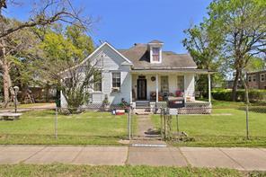Houston Home at 2410 Cochran Street Houston , TX , 77009-7828 For Sale
