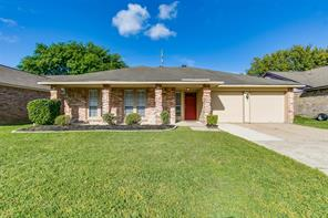Houston Home at 3119 Lanville Lane Katy , TX , 77449-6656 For Sale