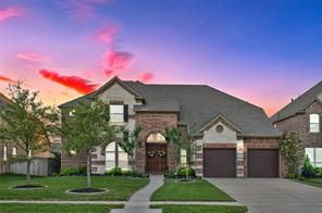 Houston Home at 3418 Leaning Willow Drive Katy , TX , 77494-4102 For Sale
