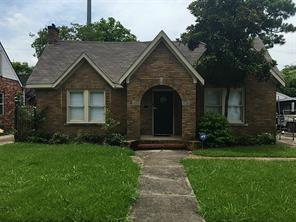Houston Home at 2824 Ruth Street Houston , TX , 77004-5345 For Sale