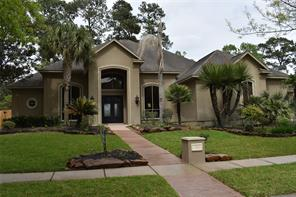 Houston Home at 8 Club Oak Court Kingwood , TX , 77339-5329 For Sale
