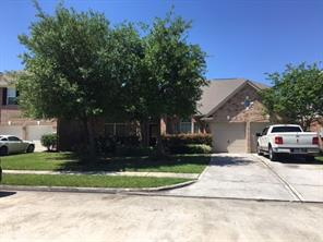 Houston Home at 13711 Blue Orchid Court Houston , TX , 77044-5762 For Sale
