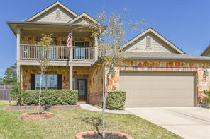 Houston Home at 16159 Fairway Creek Circle Crosby , TX , 77532-2326 For Sale