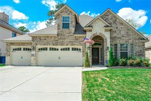 18515 Campers Crest Drive, Humble, TX 77346