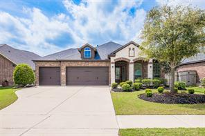 Houston Home at 27207 Cottage Stream Lane Fulshear , TX , 77441-1129 For Sale