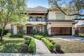 Houston Home at 3919 Drake Street Houston , TX , 77005-1121 For Sale