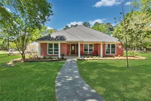 Houston Home at 203 Garrett Drive Magnolia , TX , 77354-1547 For Sale