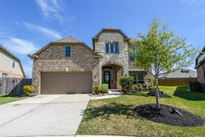 Houston Home at 19702 Tacoma Bluff Drive Cypress , TX , 77433-4780 For Sale