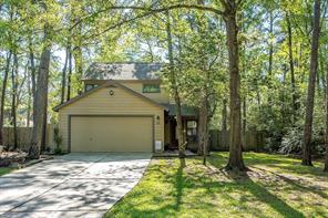 Houston Home at 22 Split Rock Court The Woodlands , TX , 77381-3554 For Sale