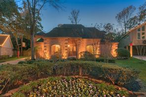 Houston Home at 9 Greenridge Forest Court The Woodlands , TX , 77381-2628 For Sale