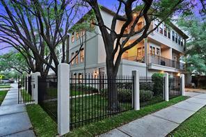 Houston Home at 6500 Rodrigo A Houston , TX , 77007 For Sale