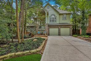 Houston Home at 22 Treescape Circle Spring , TX , 77381-4058 For Sale