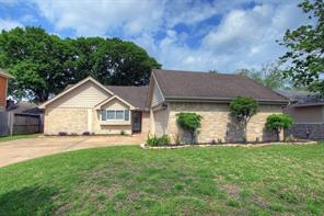Houston Home at 15422 Linkshire Drive Houston , TX , 77062-3312 For Sale