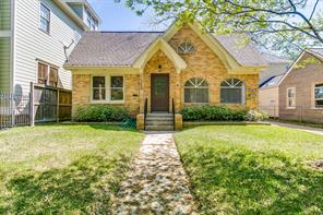 Houston Home at 1428 Heights Boulevard Houston , TX , 77008-4249 For Sale
